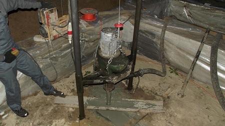 Бурение скважины на воду в Онохино