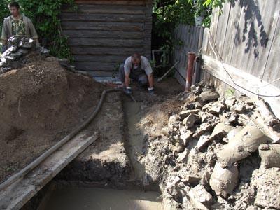 особенности гидробурения скважин зимой на территории Тюменской области