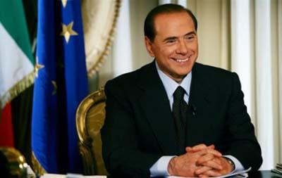 Берлускони будет выполнять общественные работы в доме престарелых