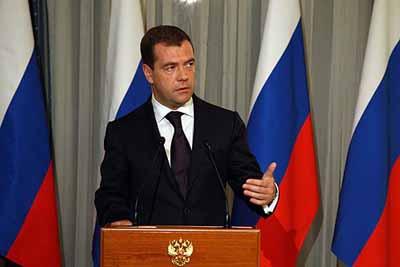 Медведев подписал указ о создании Агентства кредитных гарантий