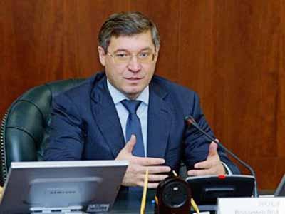 Владимир Путин сегодня принял досрочную отставку губернатора Тюменской области Владимира Якушева
