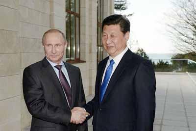 Россия поделится с Китаем авиационными технологиями