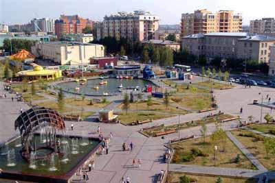 В Тюменской парке на Цветном бульваре заработают новые атракционы