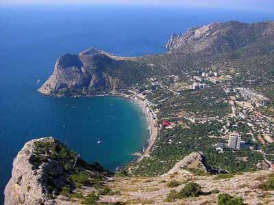 Рекламный тур в Крым для тюменских туроператоров