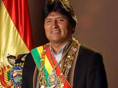 Президент Боливии Эво Моралес пригласил Россию присоединиться к G77