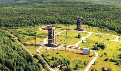 Строительство космодрома Восточный идет в соответствии с графиком