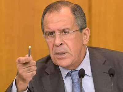 Сергей Лавров заявил, что начнет подавлять огневые точки