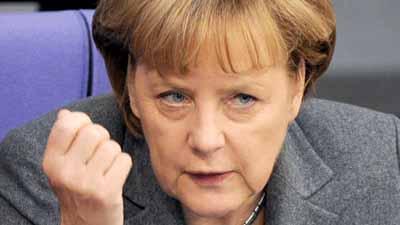 А фрау Меркель спросить забыли