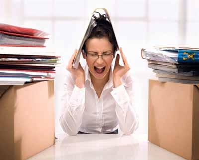 Стресс и лишние килограммы