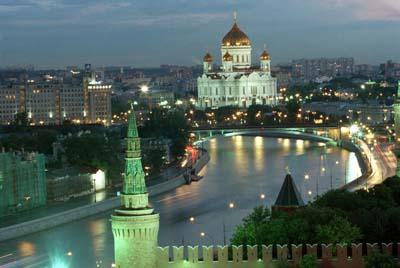 Россия в десятке самых посещаемых стран мира