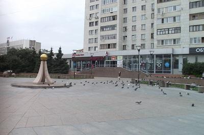 Прогулки по Тюмени. Фото: центр города