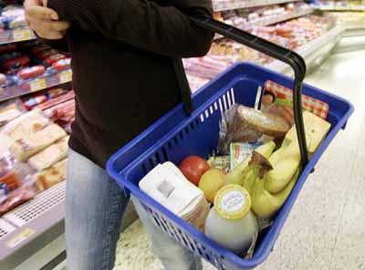 В Думу внесен законопроект о госрегулировании цен на продукты питания