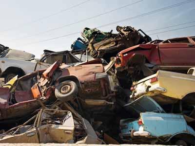 Программа утилизации автомобилей, которая должна была возобновиться 1 сентября, до сих пор не начала действовать